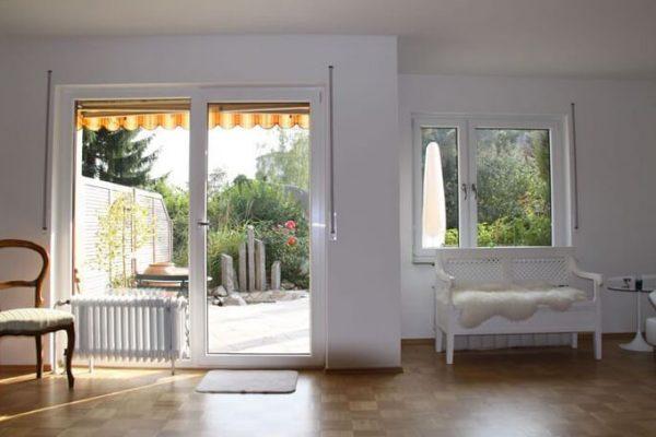 Fenster für Renovierung mit Rollladenkasten Sanierung