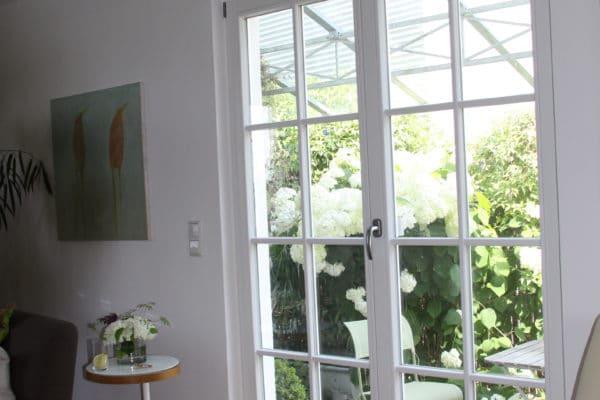 Sprossenfenster schaffen Wohnambiente