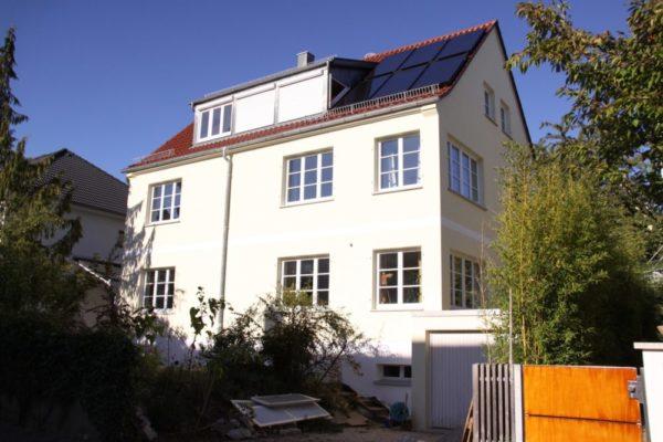 energetische Sanierung KFW Effizienzhaus 80 in Stuttgart Degerloch