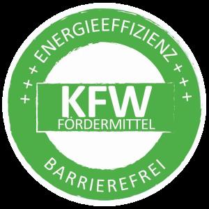Siegel KFW grün