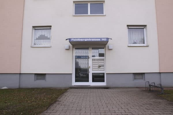 Haustüre für Eigentümergemeinschaft