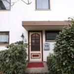 Haustüre traditioneller Stil zweifarbig in 71155 Altdorf Kreis Böblingen