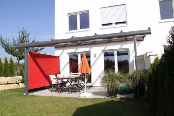 Terrassenüberdachung in 71083 Herrenberg