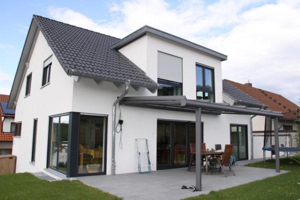 Terrassenüberdachung in 71154 Nufringen