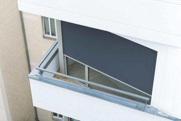 Sichtschutz durch Textilscreen in 71034 Böblingen Dagersheim