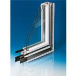 Kunststoff-Fenster Thermodur eckverschweißt