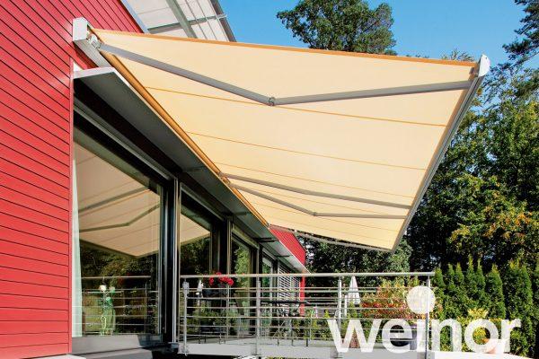 Sonnenschutz auf dem Balkon und der Terrasse in 71063 Sindelfingen