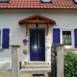 Haustüre aus Aluminium im Landhausstil in 71155 Altdorf Kreis Böblingen