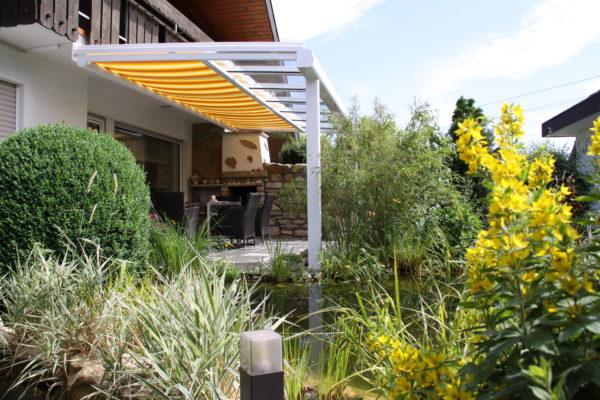 Terrassendach mit Sonneschutz in 72119 Ammerbuch
