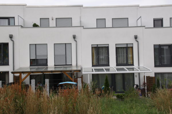 Terrassendächer für Reihenhäuser in 71101 Schönaich