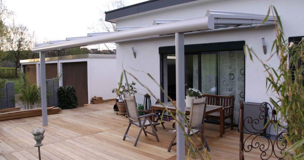 Winterpreise für Terrassendächer Headerbild