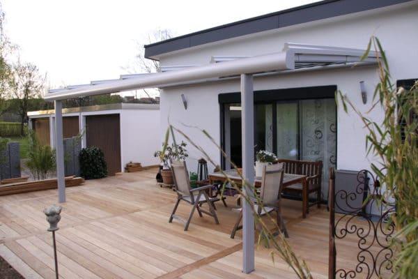 Terrassendach für Terrasse aus Holz in 71083 Herrenberg