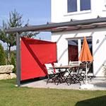 Terrassenueberdachung-Aluminiumkonstruktion