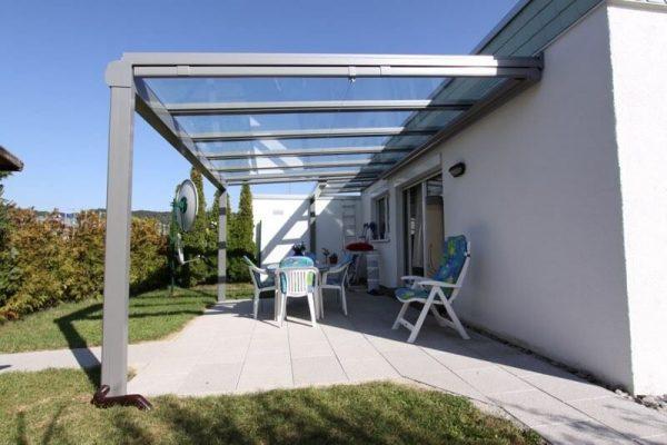 Terrassenueberdachung aus Aluminium in 71088 Holzgerlingen