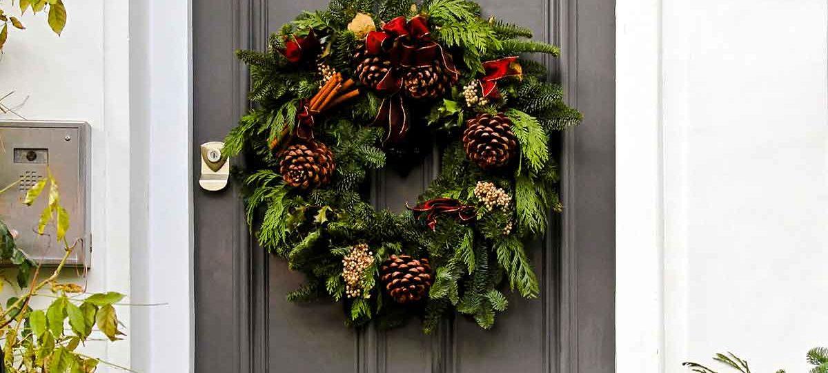 Schenken Sie sich eine neue Haustüre zu Weihnachten Headerbild