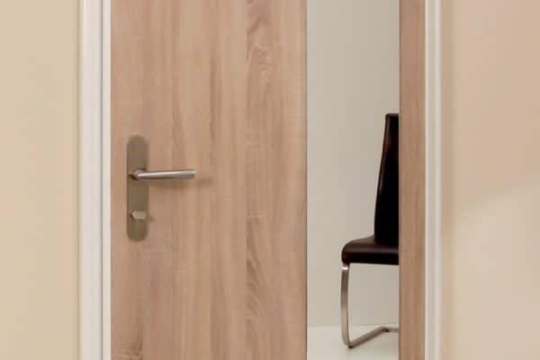 Wohnungstüren innen und außen flexibel zu gestalten