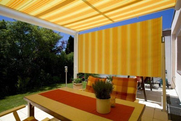 Sonnenschutz auf Ihrer Terrasse