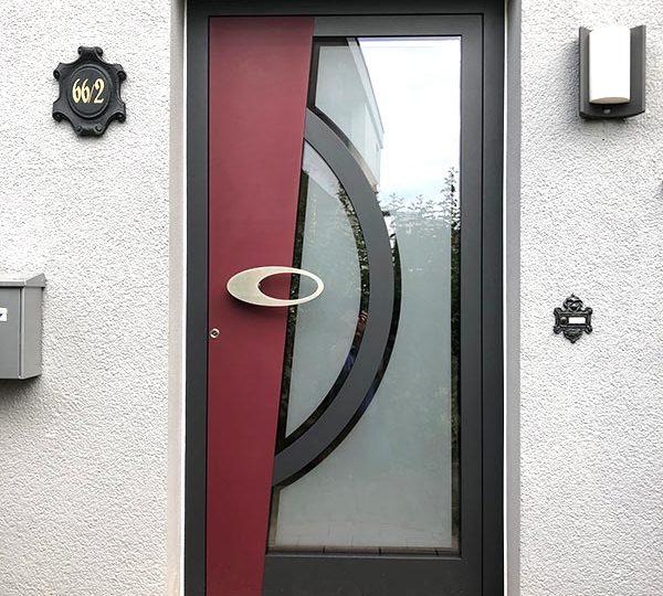 Haustüren Individualbau von lieber.gleich.richtig. Headerbild