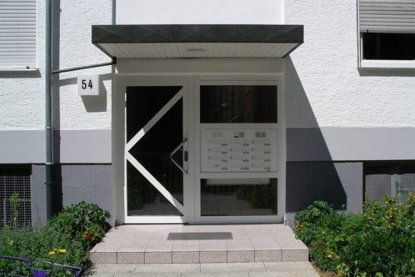 Haustüren für Mehrfamilienhaus in 71067 Sindelfingen