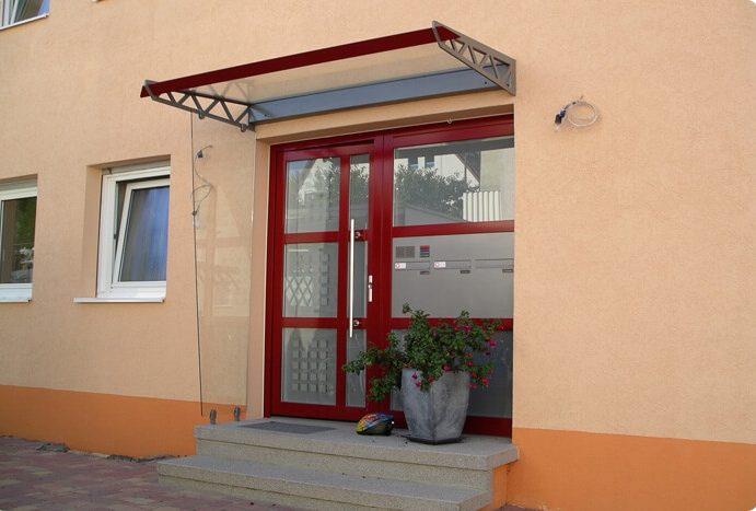 Hausture Mit Vordach Fur Hauseingang In 71069 Sindelfingen Lieber